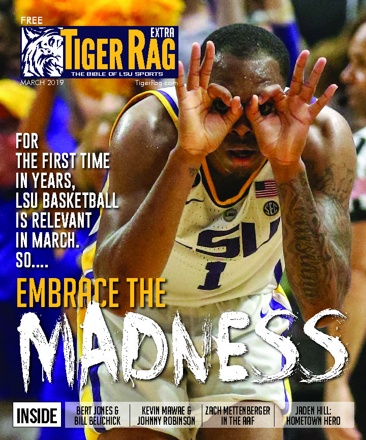 Tiger Rag Extra - March 2019 (Pro Edition)