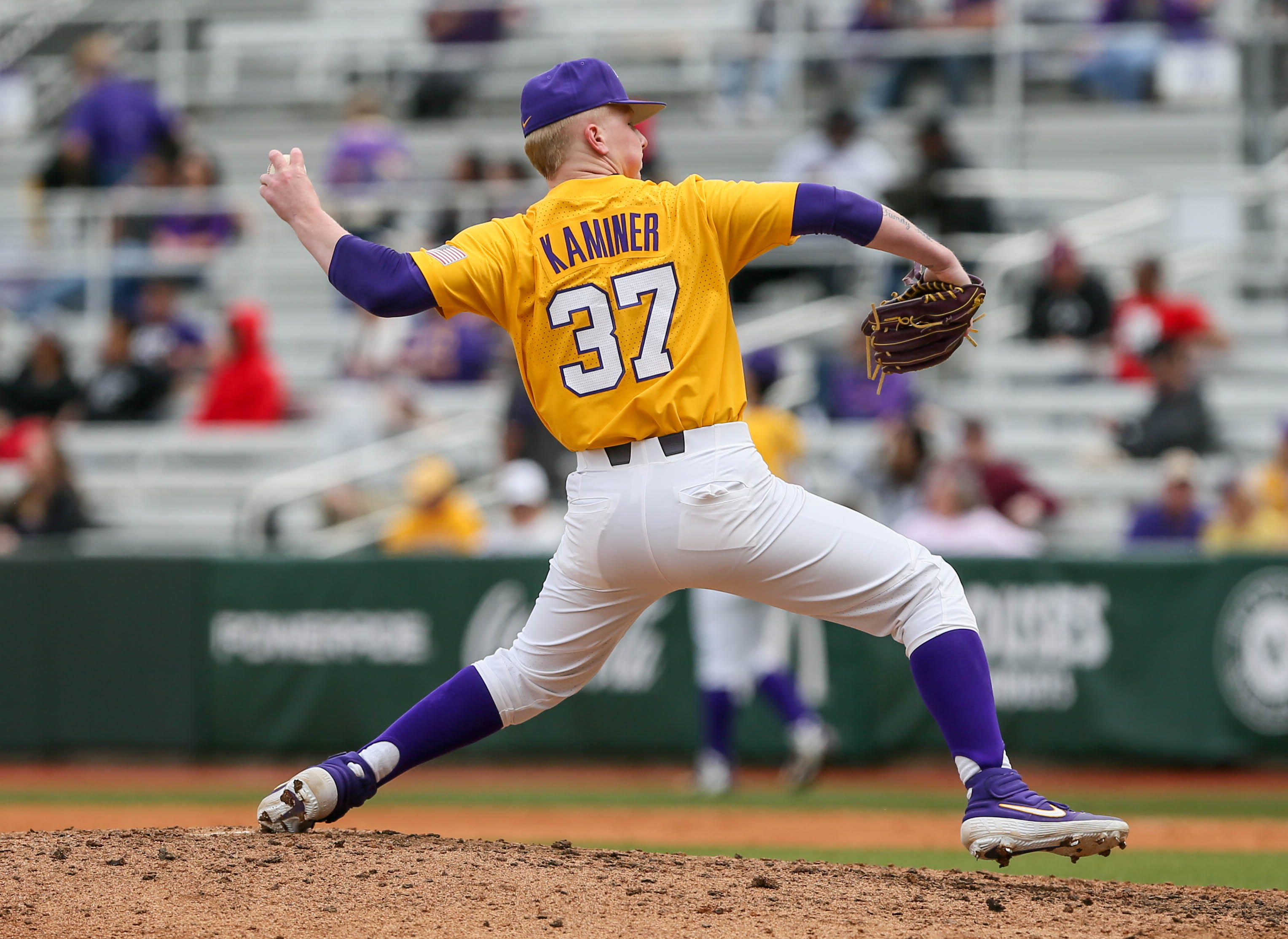 Brandon Kaminer S Tough Road To Lsu Starter Role