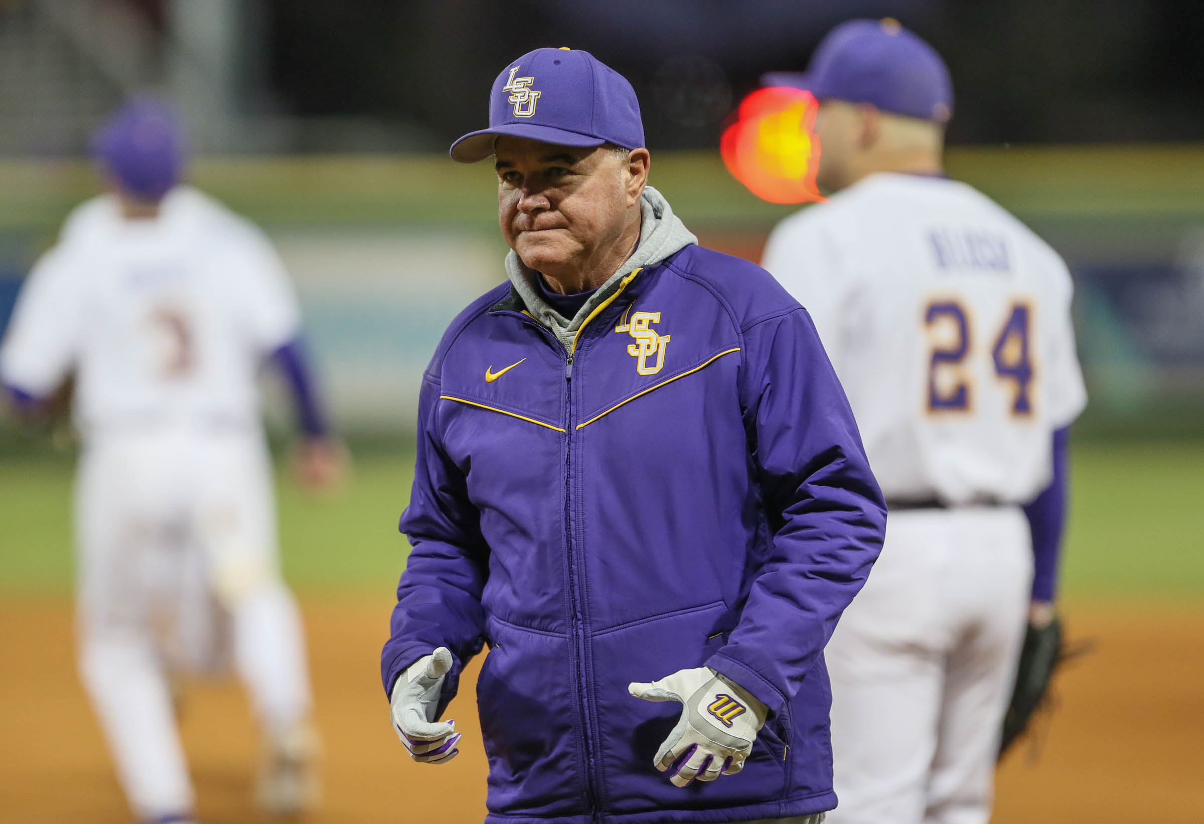 Lsu Baseball Roster Possibly Facing Overload Situation