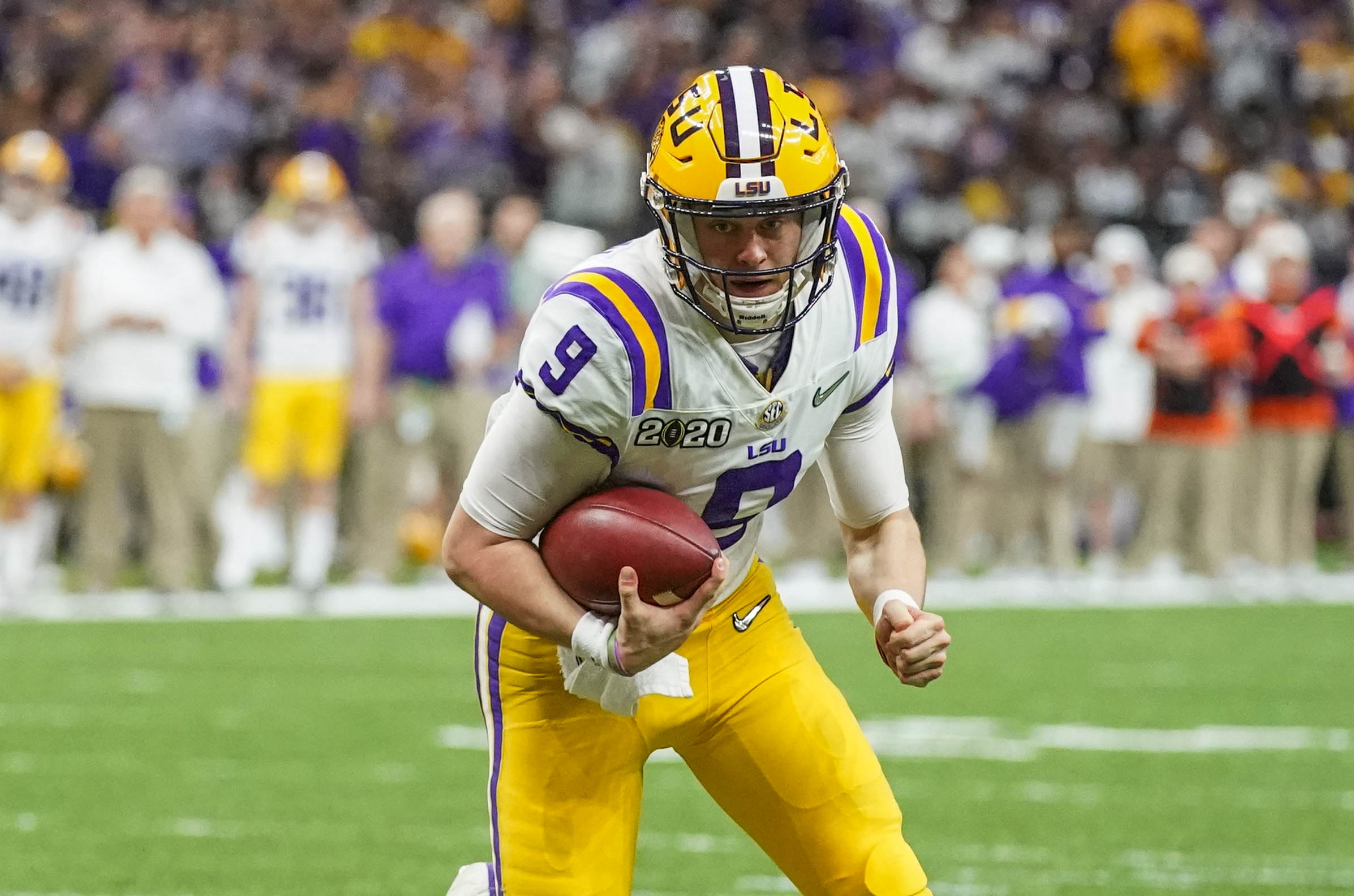 A Dream Season Places Lsu S 2019 National Champs On College Football S All Time Throne