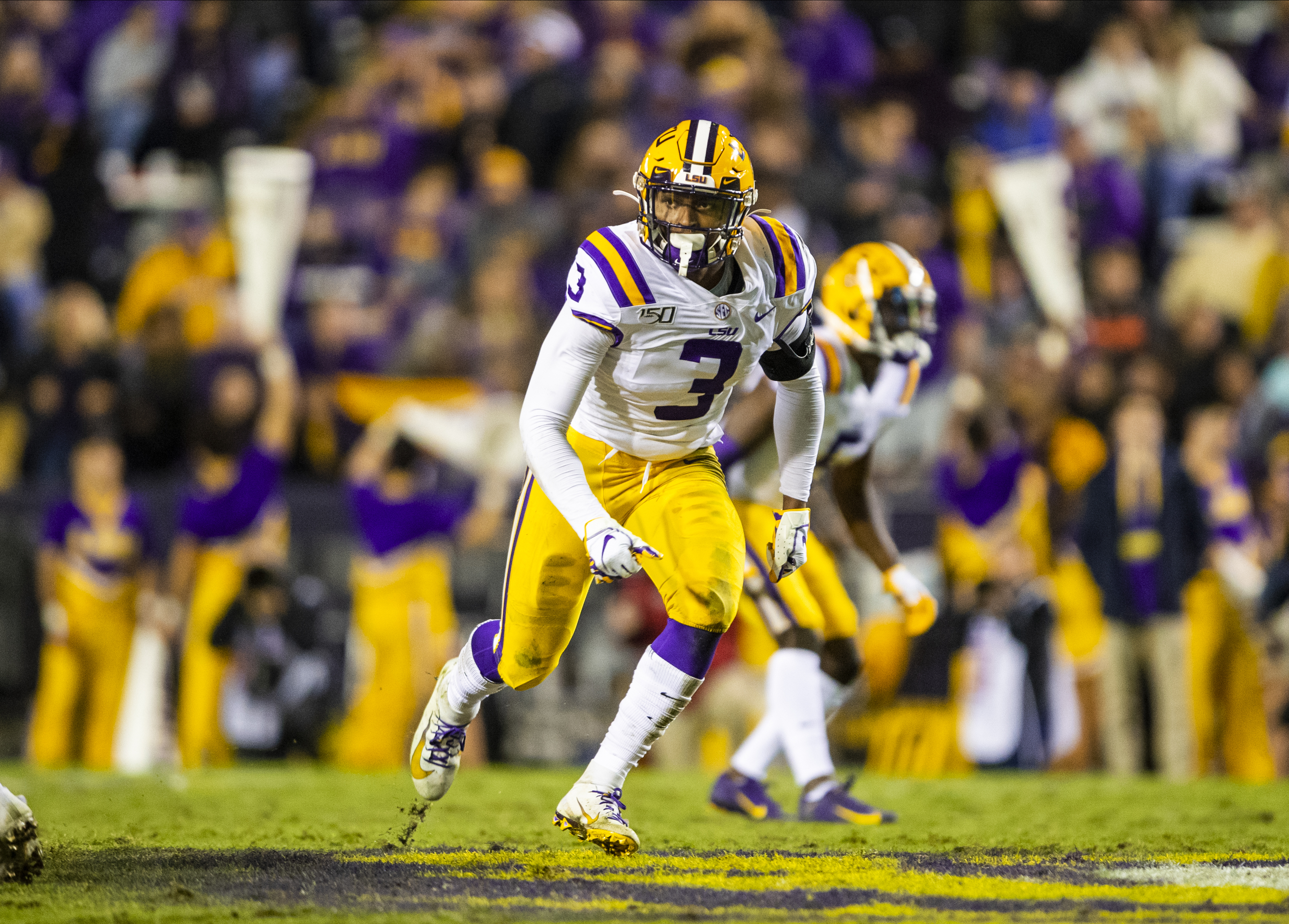 Purple Passion Safety Jacoby Stevens Lifelong Of Lsu Football Brought Him Back For His Senior Season